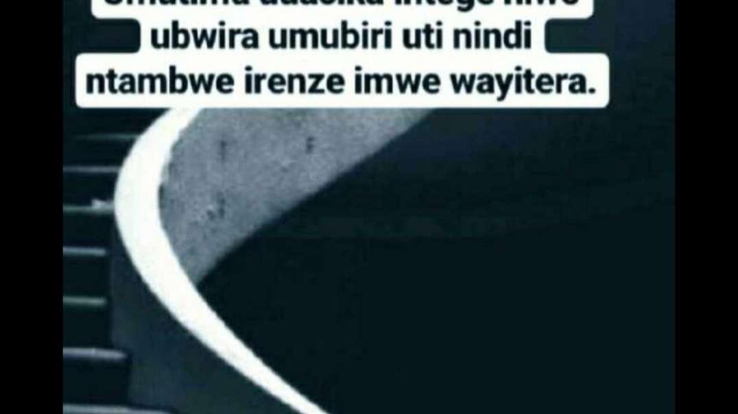 INAMA Y'ubuzima #iragufasha guhindura ubuzima#